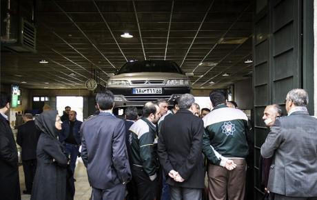 اختلال در سامانه معاینه فنی خودروها