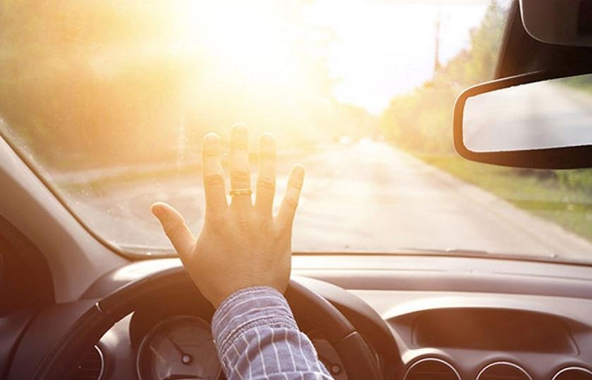 مراقب انفجار اسپریها در داخل خودرو باشید