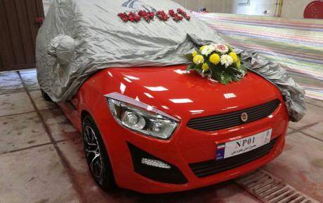 NP01 یک خودروی کاملاً ایرانی + تصاویر