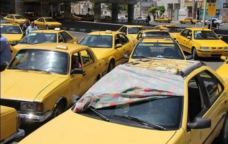 بانکها برای نوسازی تاکسیهای فرسوده همکاری نمیکنند