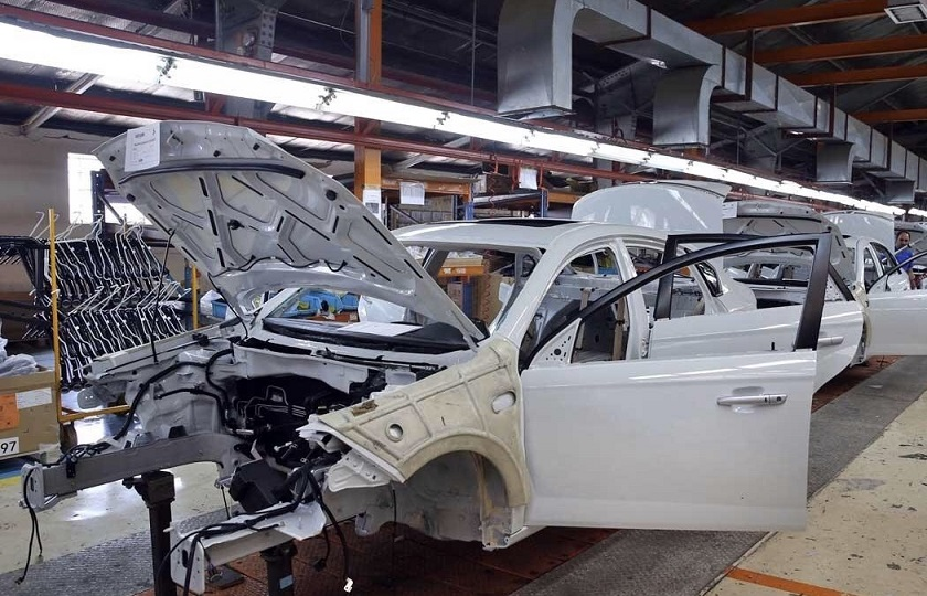 کاهش 26 درصدی تولید خودرو در تابستان