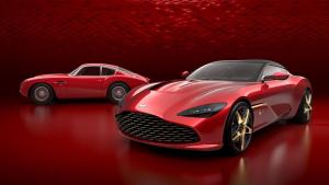 استون مارتین DBS GT زاگاتو مدل 2020 معرفی شد