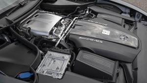 مرسدس – آ ام گ GT R Pro مدل 2020