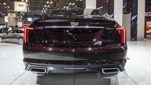 کاهش قیمت کادیلاک CT5 مدل 2020 در مقایسه با رقبای آلمانی