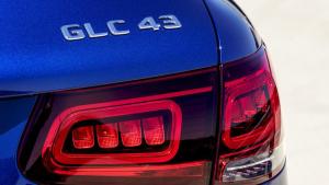 مرسدس - آ ام گ GLC 43 مدل 2020 رونمایی شد + تصاویر