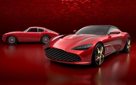 استون مارتین DBS GT زاگاتو مدل ۲۰۲۰ معرفی شد