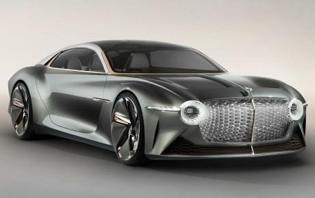جدیدترین کانسپت بنتلی پیش نمایشی از خودروهای لوکس سال ۲۰۳۵ است + تصاویر