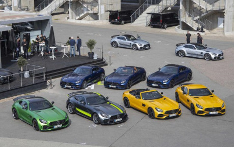 تعیین قیمت 200 هزار دلاری برای مرسدس – آ ام گ GT R Pro مدل 2020