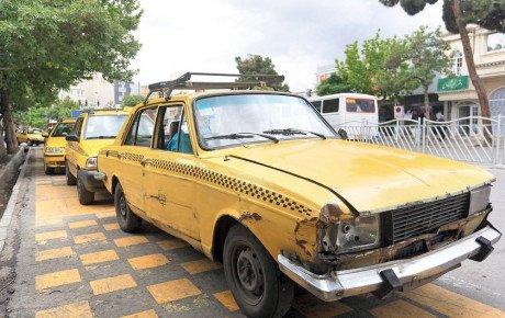 توقف طرح نوسازی تاکسیهای فرسوده با رشد قیمتها