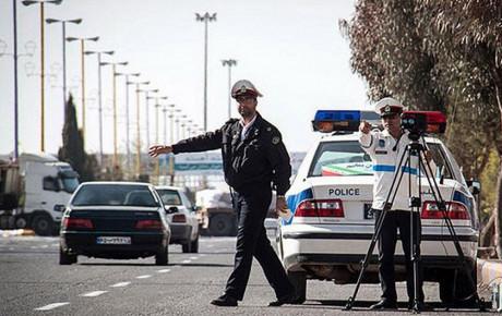 موبایل پلیس جایگزین قبضهای کاغذی جریمه شد