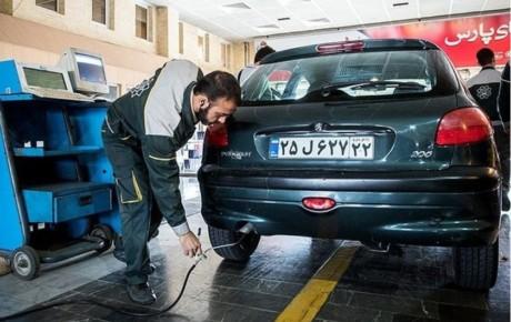 اعلام فراخوان برای اخذ معاینه فنی تاکسیهای اینترنتی