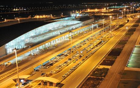 برخورد با مسافربرهای شخصی در اطراف فرودگاهها