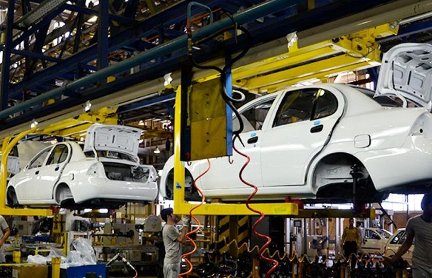 خودروی ناقص تولید نمیشود