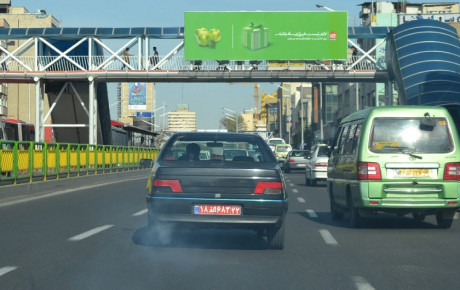 جریمه تردد خودرو بدون معاینه فنی روزانه ۵۰ هزار تومان است