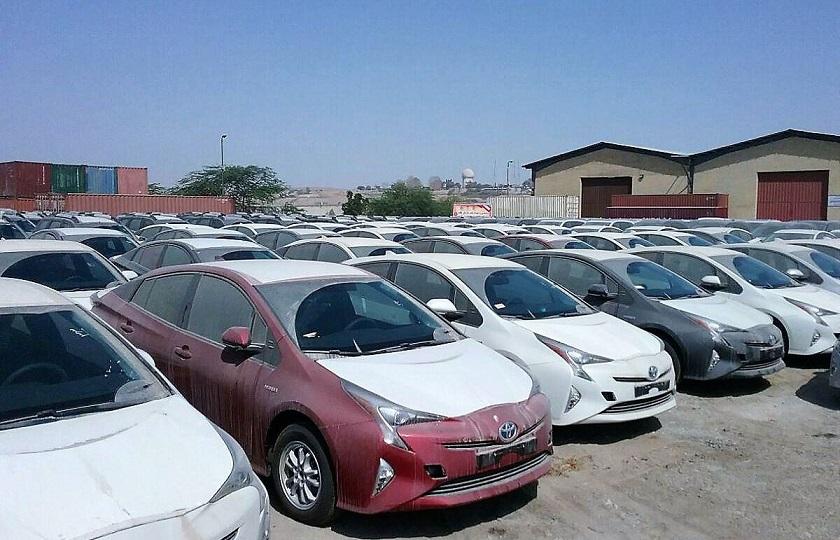 8 هزار خودروی وارداتی در انتظار تصمیم دولت