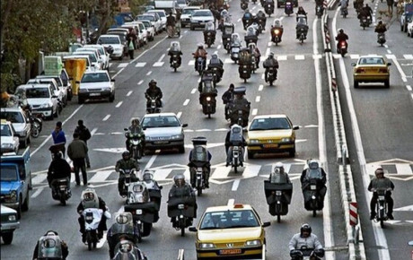 غیرقطعی بودن الزام صدور گواهینامه موتورسیکلت برای بانوان