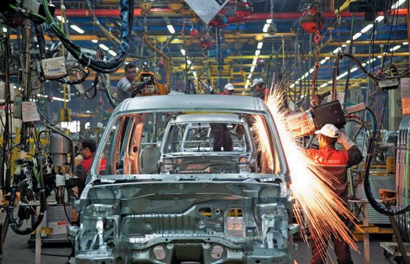 35 درصد قطعات خودرو در آذربایجان شرقی تولید میشود