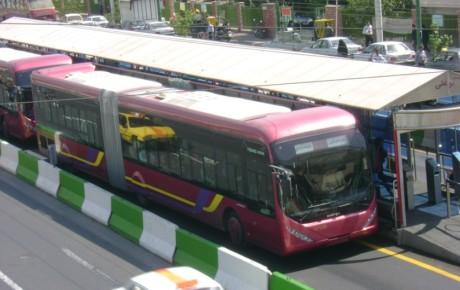 راه اندازی یک خط اتوبوس برقی تا پایان سال