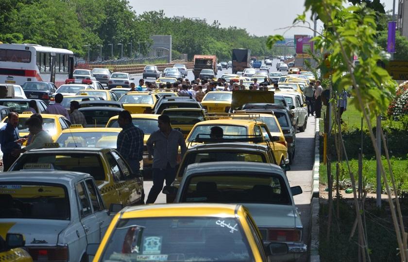آغاز گشتهای مشترک پلیس و تاکسیرانی برای برخورد با مسافرکشهای غیرقانونی