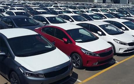 حدود 6 هزار دستگاه خودرو در گمرک ماندهاند