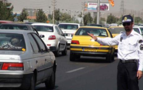 ضبط گواهینامه رانندگی در صورت تکرار تخلفات