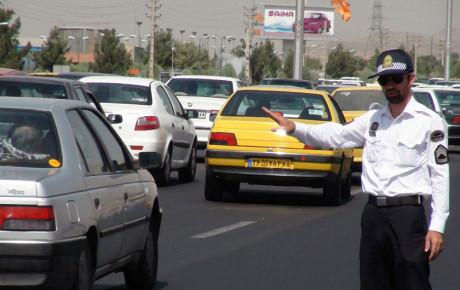 اعمال قانون برای هشت هزار و 992 خودرو به خاطر نقص فنی