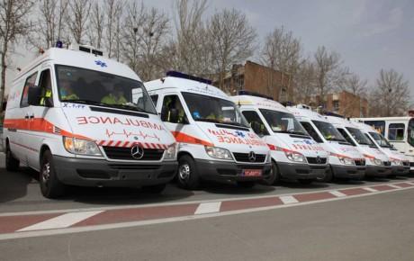ماجرای آگهی خرید و فروش اینترنتی آمبولانسهای اورژانس