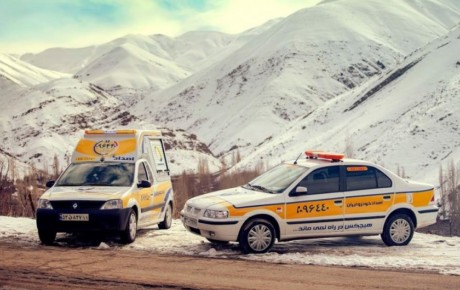 سیستم حفظ اطلاعات شخصی مشتریان امداد خودرو ایران رونمایی شد