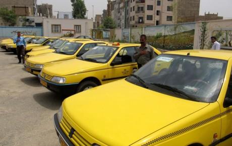 قیمت خودروهای تحویلی در طرح نوسازی تاکسیهای فرسوده کاهش یافت