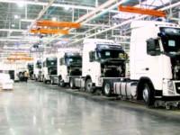 افت تولید خودروهای سنگین