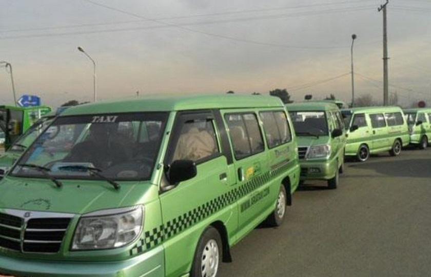 تاکسیهای ون خطی میتوانند با اجازه مدیر منطقه دربستی مسافر بزنند