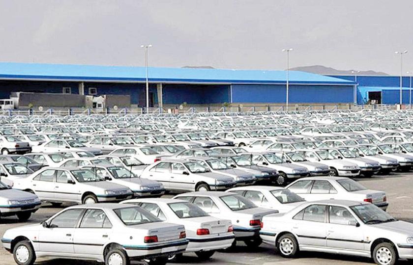 تعداد خودروهای ناقص ایران خودرو به زودی به صفر میرسد