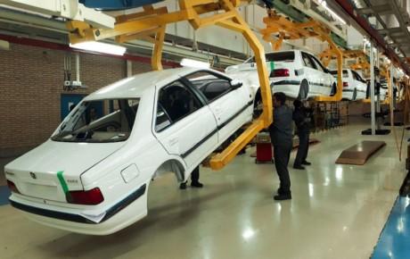 دلیل کاهش تولید خودرو چیست؟