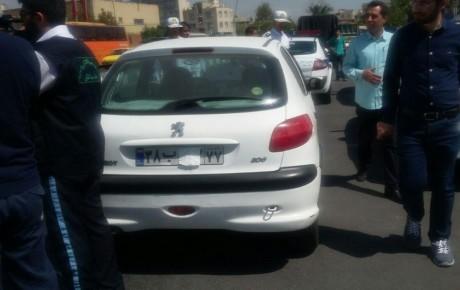 پلاکهای مخدوش خودروها و موتورسیکلتها جریمه میشود