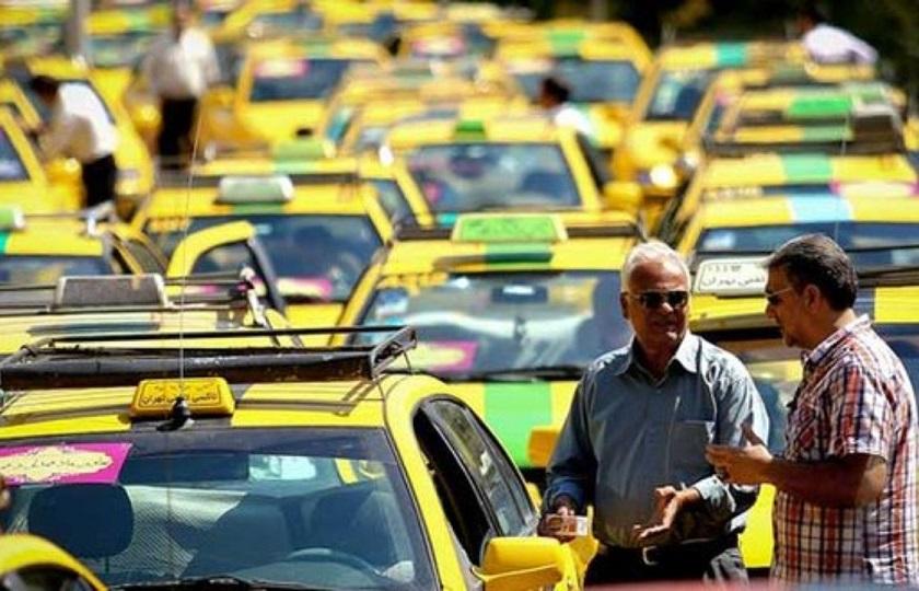 64 هزار دستگاه تاکسی نوسازی و تحویل داده شده است