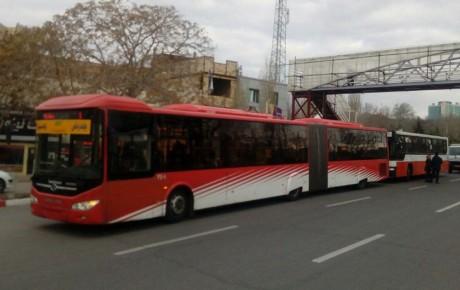 ۹۳ درصد اتوبوسهای شرکت واحد دارای معاینه فنی هستند