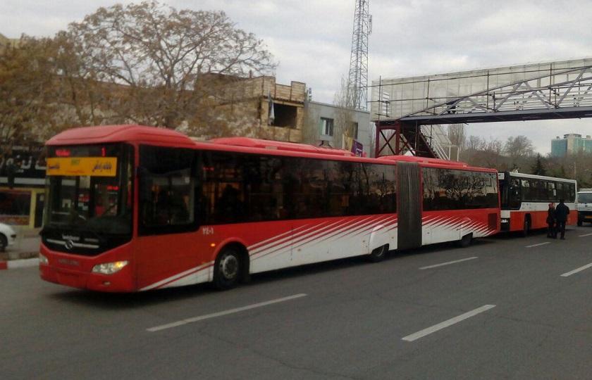 93 درصد اتوبوسهای شرکت واحد دارای معاینه فنی هستند