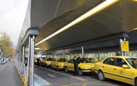 15 درصد از تاکسیها غیرفعال هستند