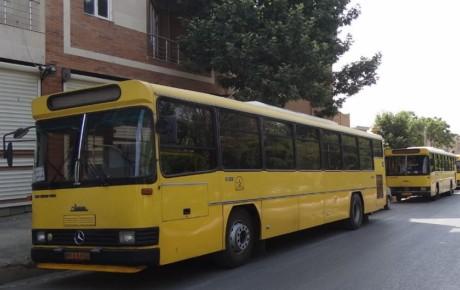 فرسوده شدن ۱۹۰ هزار تاکسی و ۱۵ هزار اتوبوس تا پایان سال