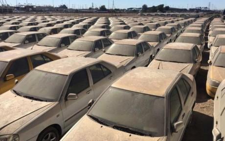 حدود ۳ هزار خودروی وارداتی در حال متروکه شدن هستند