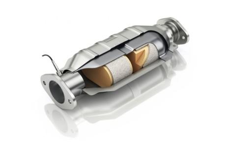 تولید روزانه ۳ هزار قطعه نانوکاتالیستهای اگزوز خودرو با استاندارد یورو ۴