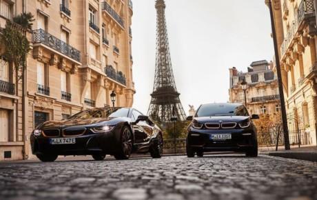 رونمایی از نسخههای ویژه دو خودروی بی ام و i3 و i8 + تصاویر