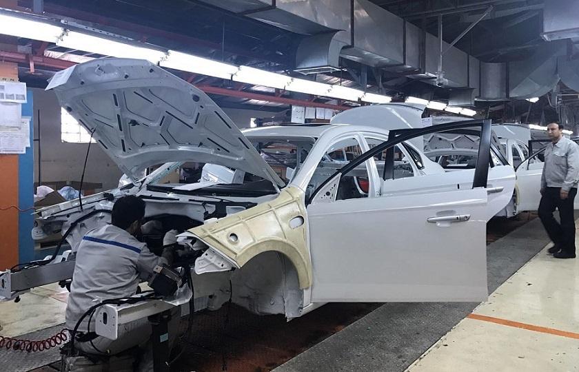 خودروسازان رکورددار کاهش تولید شدند