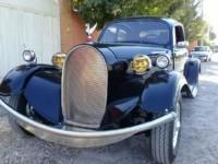 ساخت یک دستگاه خودروی طرح بوگاتی در اصفهان + تصاویر