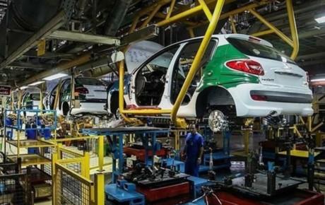 علت کاهش تولید خودروهای سواری و تجاری چیست؟
