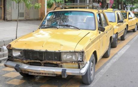 پرداخت تسهیلات ۴۰ میلیون تومانی به رانندگان تاکسیهای فرسوده