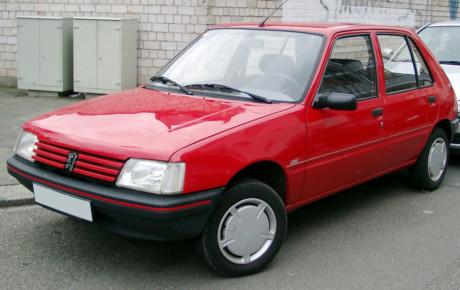 پژو ۲۰۵