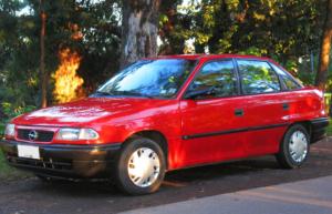 اوپل آسترا سدان مدل 1994