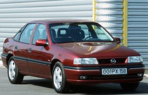 اوپل وکترا مدل 1994