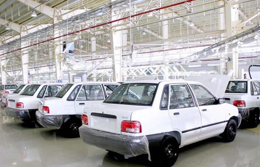 تعداد خودروهای ناقص سایپا کاهش یافت